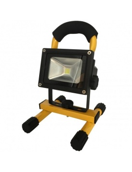 Projecteur LED portable 10...