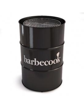 Barbecue au charbon de bois...
