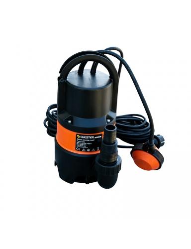 Pompe pour eaux chargées orange Chester Garden