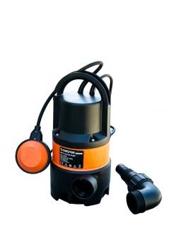 Vidange ultra rapide avec la pompe à eaux chargées