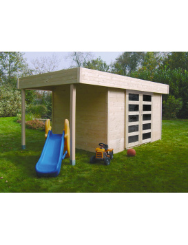 Abri de jardin Larvik Chestergarden Solid